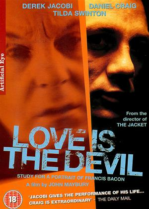 Rent Love Is the Devil (aka Love Is the Devil: Study for a Portrait of Francis Bacon) Online DVD Rental