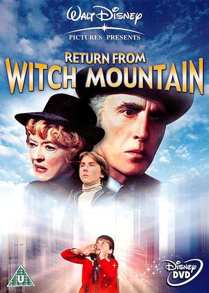 Return from Witch Mountain Online DVD Rental
