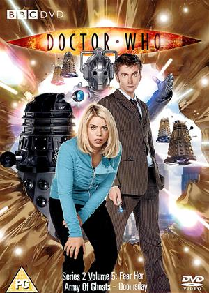 Rent Doctor Who: New Series 2: Vol.5 Online DVD Rental