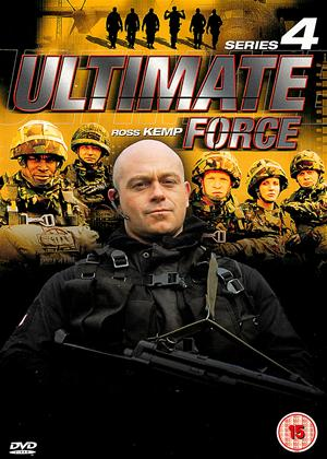 Ultimate Force: Series 4 Online DVD Rental