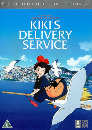 Kiki's Delivery Service Online DVD Rental