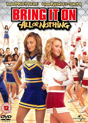 Bring It On: All or Nothing Online DVD Rental