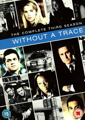 Without a Trace: Series 3 Online DVD Rental
