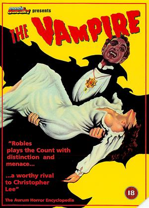 The Vampire Online DVD Rental