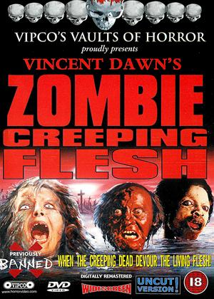 Zombie Creeping Flesh Online DVD Rental