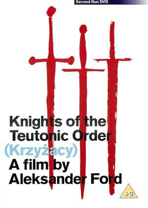 Rent Knights of the Teutonic Order (aka Krzyzacy) Online DVD Rental