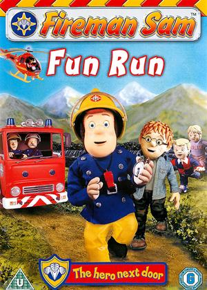 Fireman Sam: Fun Run Online DVD Rental