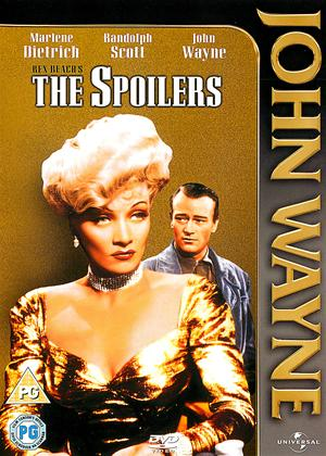 Rent The Spoilers Online DVD Rental