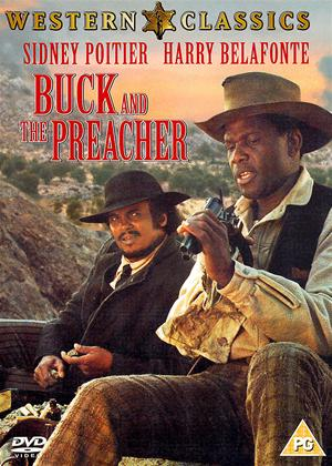 Rent Buck and the Preacher Online DVD Rental