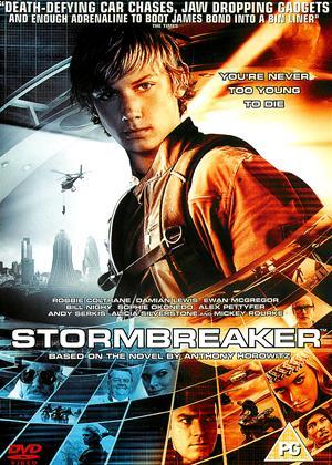 Stormbreaker Online DVD Rental