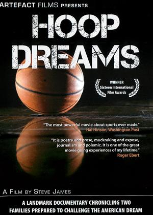 Hoop Dreams Online DVD Rental