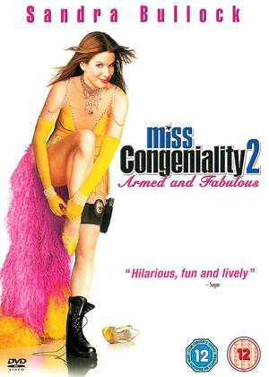 Miss Congeniality 2: Armed and Fabulous Online DVD Rental