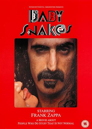 Baby Snakes Online DVD Rental