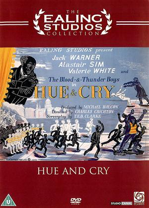 Hue and Cry Online DVD Rental