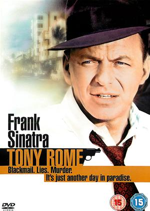 Rent Tony Rome Online DVD Rental