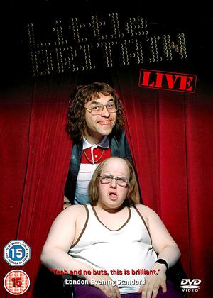 Rent Little Britain: Live Online DVD Rental