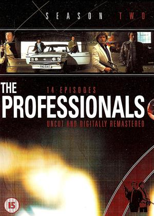 Rent The Professionals: Series 2 Online DVD Rental