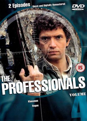 Rent The Professionals: Vol.4 Online DVD Rental
