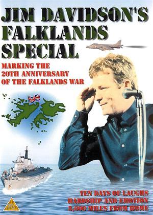 Rent Jim Davidson: Falklands Special Online DVD Rental
