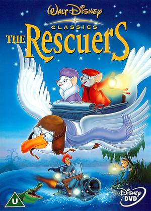 Rent The Rescuers Online DVD Rental