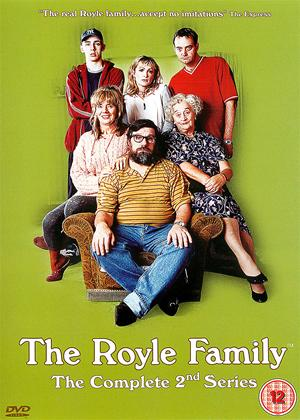 Rent The Royle Family: Series 2 Online DVD Rental