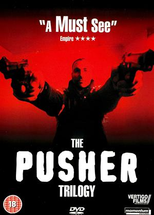 Rent The Pusher: Trilogy Online DVD Rental