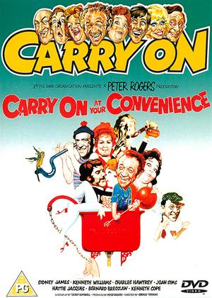 Carry on at Your Convenience Online DVD Rental