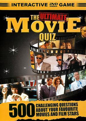 Rent The Ultimate Movie Quiz (Interactive DVD Game) Online DVD Rental