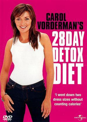 Rent Carol Vorderman: 28 Day Detox Diet Online DVD Rental
