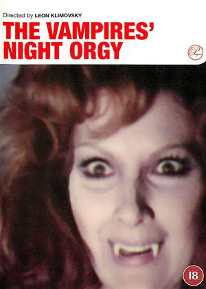 The Vampires' Night Orgy Online DVD Rental