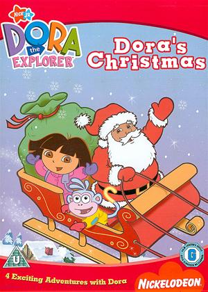 Rent Dora the Explorer: Dora's Christmas Online DVD Rental