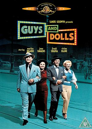 Rent Guys and Dolls Online DVD Rental