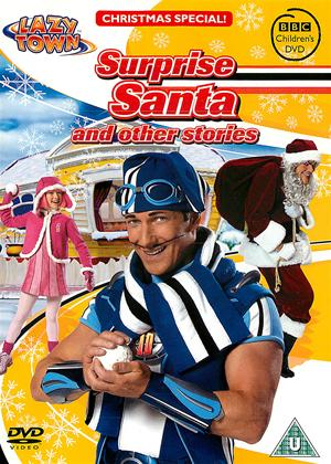 Lazytown: Surprise Santa and Other Stories Online DVD Rental