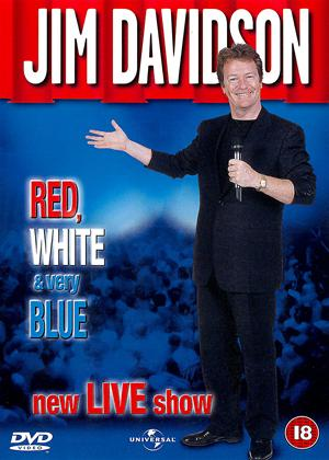Jim Davidson: Red, White and Very Blue Online DVD Rental