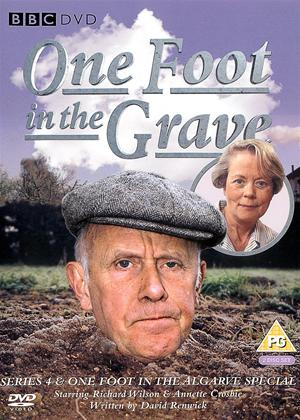 Rent One Foot in the Grave: Series 4 Online DVD Rental