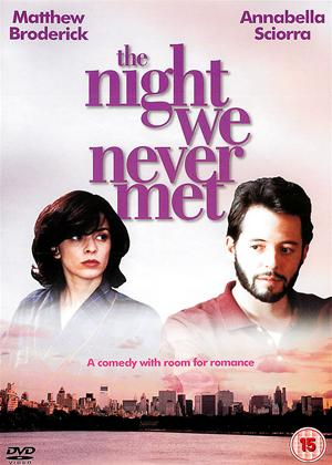 Rent The Night We Never Met Online DVD Rental