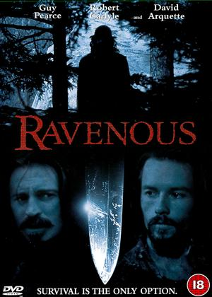 Ravenous Online DVD Rental