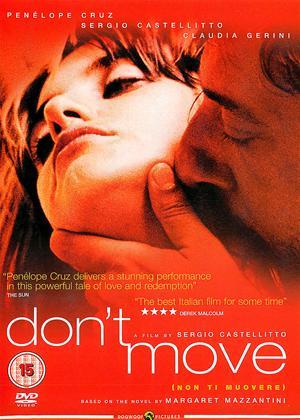 Rent Don't Move (aka Non ti muovere) Online DVD Rental