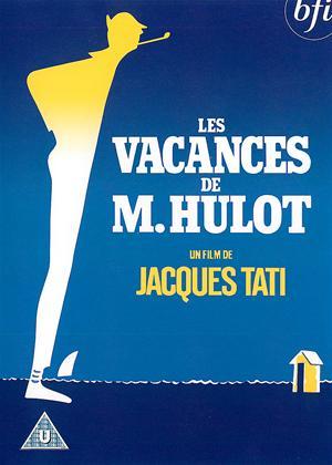 Rent Mr. Hulot's Holiday (aka Les Vacances De Monsieur Hulot) Online DVD Rental