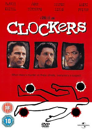 Clockers Online DVD Rental