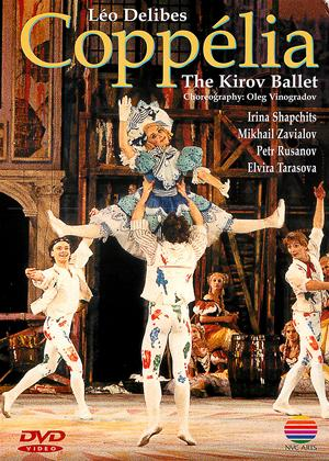 Rent Delibes: Coppelia: The Kirov Ballet Online DVD Rental