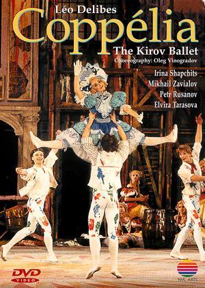 Delibes Coppelia Ballet De San Juan Movie HD free download 720p