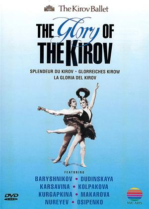 Rent The Glory of the Kirov Ballet Online DVD Rental