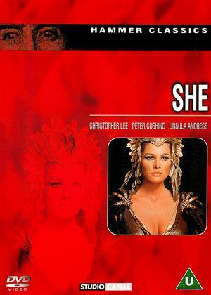 She Online DVD Rental