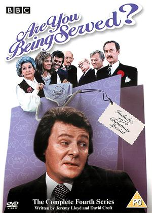 Rent Are You Being Served?: Series 4 Online DVD Rental