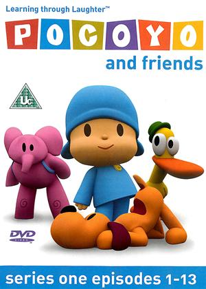 Pocoyo and friends: Series 1 Online DVD Rental