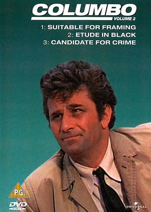 Columbo: Vol.2 Online DVD Rental
