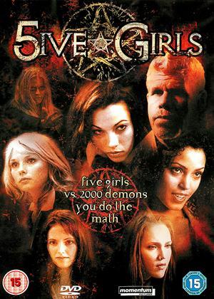 5ive Girls Online DVD Rental