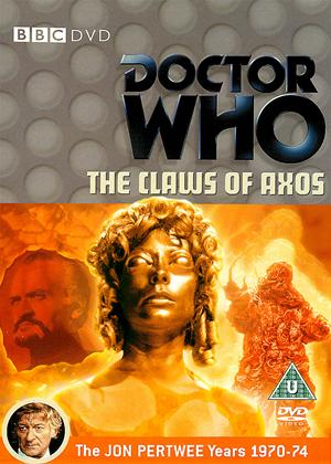 Doctor Who: The Claws of Axos Online DVD Rental