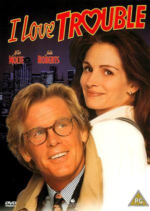 I Love Trouble Online DVD Rental